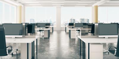 Does Office Cleaning Promote Productivity?, Beaverton-Hillsboro, Oregon