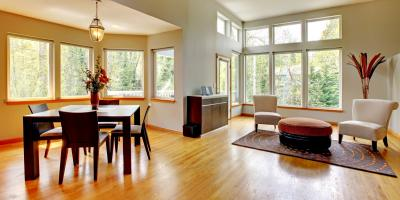 A Guide to Decorating Rooms With Light Hardwood Flooring, Henrietta, New York