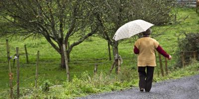 How Weather Can Affect Your Joints, Juneau County, Alaska
