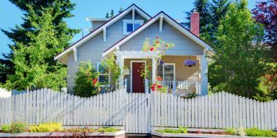 3 Creative Ideas for a Springtime Fence, Somers, Montana
