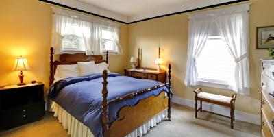4 Interior Painting Shades for Bedrooms, Twin Lakes, Colorado