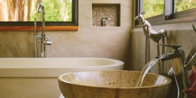 How to Design Your Bathroom With Plumbing Fixtures in Mind, Cincinnati, Ohio