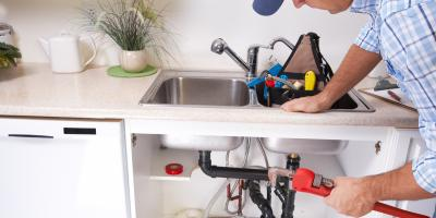 4 Plumbing Tasks to Leave to the Professionals, Pine Grove, California