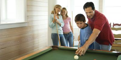 How to Disassemble a Pool Table, Walton, Kentucky