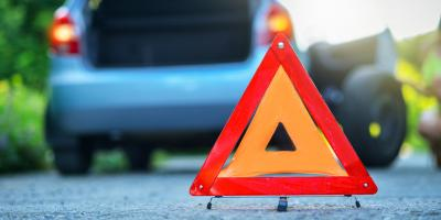 4 Important Steps to Changing a Flat Tire, Lincoln, Nebraska