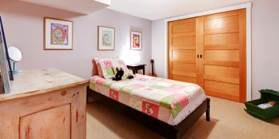 3 Tips for Remodeling Your Basement Into a Bedroom, Perinton, New York