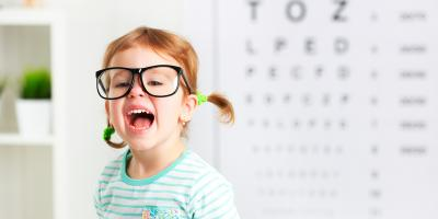 When Should You Bring Your Child in for an Eye Exam?, Lexington-Fayette, Kentucky