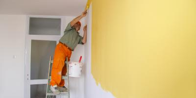 How to Prepare Your Walls for an Interior Painting Project, Savannah, Georgia