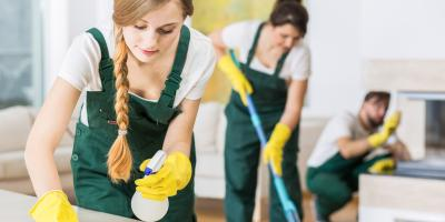 Do Professional Cleaning Services Benefit Your Health?, Dayton, Ohio