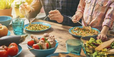 3 Reasons Churches Recommend Family Dinners, High Point, North Carolina