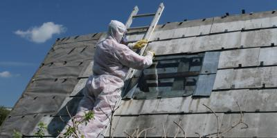 How to Handle Asbestos Removal, Bridgeport, Connecticut