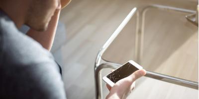 3 Tips to Avoid a Cracked Phone Screen, Orlando, Florida
