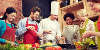 3 Reasons to Make Your Next Corporate Event a Cooking Party, Inverness, Colorado