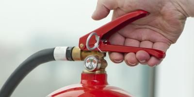 4 Tips for Using a Fire Extinguisher Effectively, Anchorage, Alaska