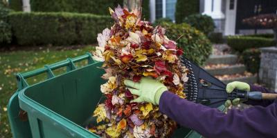 How to Winterize Your Lawn, Cincinnati, Ohio