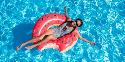 4 Signs of Swimming Pool Leaks, 10, Illinois