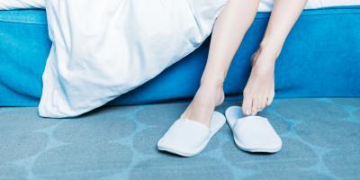 How Do Diabetic Foot Ulcers Develop? , Manhattan, New York