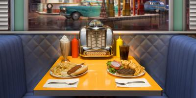 How the Traditional American Diner Came to Be, Woodbury, New York
