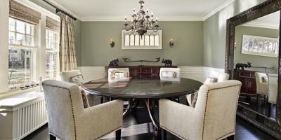 Take 3 Steps to Choose the Perfect Dining Room Table, Cincinnati, Ohio