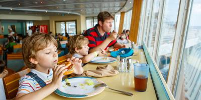 3 Reasons to Take Your Kids to a Restaurant, San Marcos, Texas
