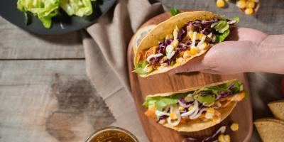 How to Distinguish Beans in Mexican Food, Wahiawa, Hawaii