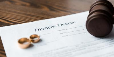 5 Terms You Should Know Before Filing for Divorce , High Point, North Carolina