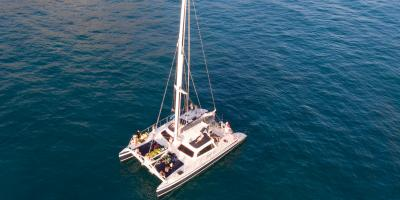 Get Ready to Set Sail on a 53-Foot Gold Coast Catamaran, Ewa, Hawaii