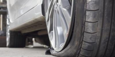 3 Steps to Take When a Tire Blows Out While Driving, Ewa, Hawaii
