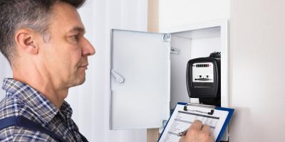 Home Electrician Helps You Read Your Electrical Meter, Rochester, New York