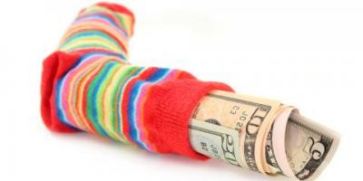 Item of the Week: Kids Socks, $1 Pairs, Skowhegan, Maine