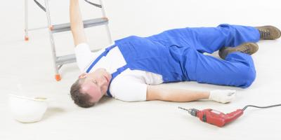 3 Common Work-Related Injuries, Middletown, New York