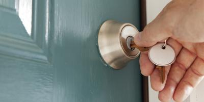 How Do Pin-and-Tumbler Door Locks Work?, Cuyahoga Falls, Ohio