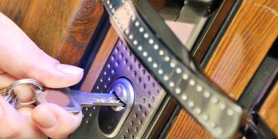 3 Maintenance Tips for Your Door Locks, Fairfield, Ohio