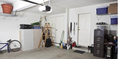 Rochester's Garage Door Repair Experts Share 5 Key Garage Organization Tips, Rochester, New York