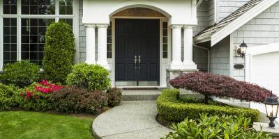 3 Common Entry Door Materials, Troy, Ohio