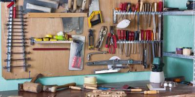 5 Ways to Organize Your Garage , Dothan, Alabama