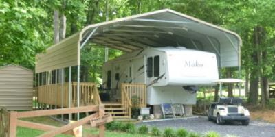 5 Reasons Metal RV Covers Are Great for Protecting Your RV, Dothan, Alabama