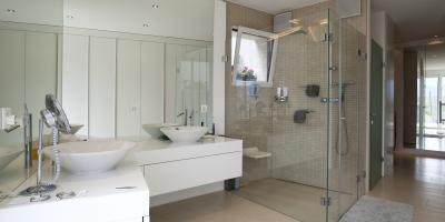 3 Advantages of Glass Shower Enclosures, Dothan, Alabama