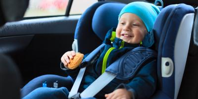 A Personal Injury Lawyer Discusses the Importance of Child Safety Seats, Dothan, Alabama