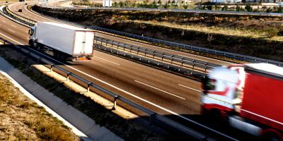 How to Avoid Truck Accidents When Driving Near Big Rigs, Dothan, Alabama