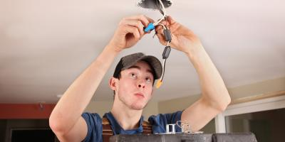 What Issues Should an Electrician Address Immediately?, Manlius, New York