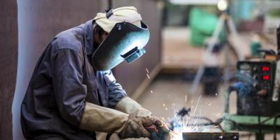 What's the Difference Between Welding & Metal Fabrication?, Wood, Missouri