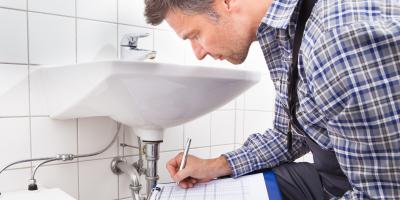 4 Signs You Need Drain Cleaning, Albany, Oregon