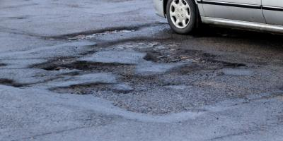 Why Potholes in Your Driveway Are Dangerous, Rochester, New York