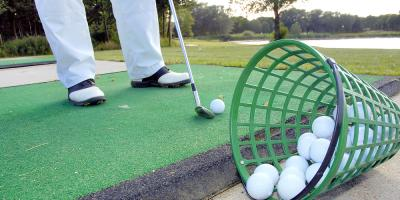 The Do's & Don'ts of Practicing on the Driving Range, Evendale, Ohio
