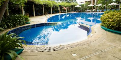 5 Reasons to Landscape Around the Pool, Long Valley, New Jersey