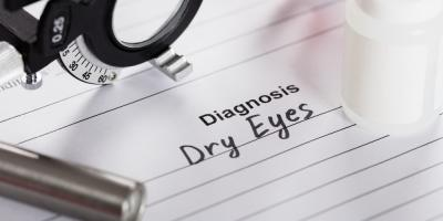 5 Easy Ways to Treat Dry Eye Syndrome, Ripon, Wisconsin
