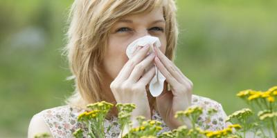 3 Allergies That People Commonly Experience in Ohio , West Chester, Ohio