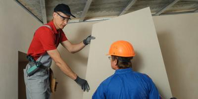 Differences Between Horizontal & Vertical Drywall Installation, West Adams, Colorado