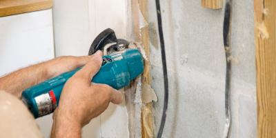 What Are the Different Types of Drywall?, Fort Worth, Texas